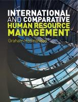 International and comparative human resource management /Graham Hollinshead.