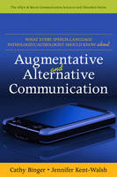 What every speech language pathologist/audiologist should know about augmentative and alternative communication
