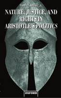 Nature, Justice and Rights in Aristotle's Politics