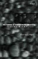 Chapter 2 [IN] The Politics of Environmental Discourse