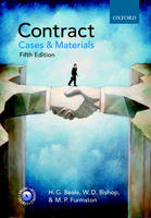 Contract: cases and materials