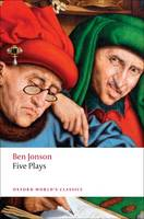 Volpone [IN] Five plays
