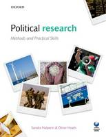 Chapter 11 [IN] Political research : methods and practical skills / Sandra Halperin and Oliver Heath.