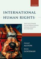International human rights: the successor to international human rights in context : laws, politics and morals : text and materials