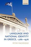 Language and national identity in Greece, 1766-1976