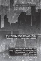 Planning and the just City