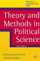 Chapter 13 Quantative  methods [IN] Theory and methods in political science