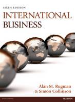 International business /Alan M. Rugman, Simon Collinson.