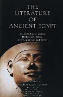 The literature of ancient Egypt: an anthology of stories, instructions, stelae, autobiographies, and poetry