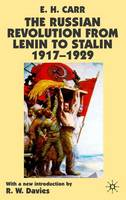 The Russian revolution: from Lenin to Stalin (1917-1929)