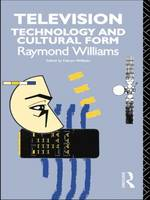 Television: technology and cultural form