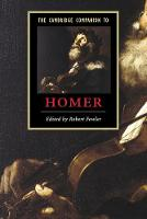 Shards and suckers: contemporary receptions of Homer