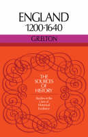 England, 1200-1640