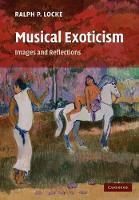 Musical exoticism: images and reflections