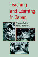 Teaching and learning in Japan