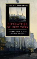 The Cambridge companion to the literature of New York