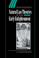 Natural law theories in the early Enlightenment