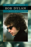 The Cambridge Companion to Bob Dylan