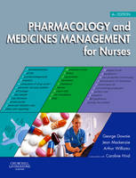 Pharmacology and medicines management for nurses | ebook