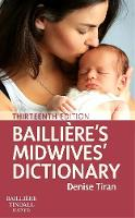 Bailliere's Midwives' Dictionary | 13th edition | ebook