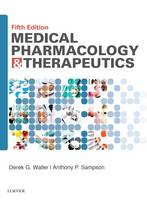 Medical pharmacology & therapeutics