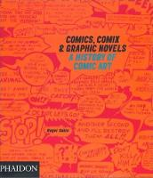 Comics, comix & graphic novels