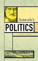 Aristotle's Politics: Critical Essays