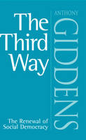 The third way: the renewal of social democracy