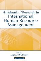 Handbook of research in international human resource management /edited by Michael M. Harris.
