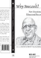 Why Foucault?: new directions in educational research