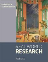 Real world research: a resource for users of social research methods in applied settings