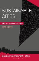 'Sustainability and the City?' [in] Sustainable Cities: Governing for Urban Innovation