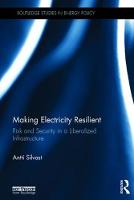Making electricity resilient: risk and security in a liberalized infrastructure