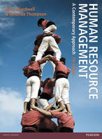 Human resource management : a contemporary approach.