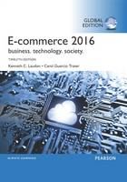 E-commerce : business, technology, society / E-commerce 2016Kenneth C. Laudon, Carol Guercio Traver.