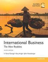 International business: the new realities