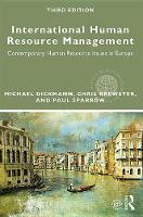 International human resource management: contemporary human resource issues in Europe