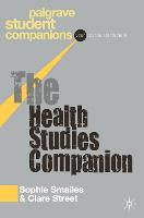 The health studies companion: your course starts here