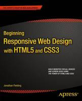 Beginning responsive web design with HTML5 and CSS3