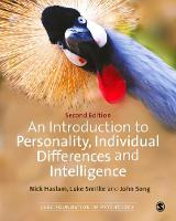 Introduction to Personality, Individual Differences and Intelligence