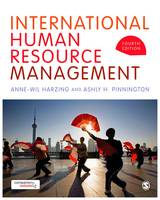 International human resource management.