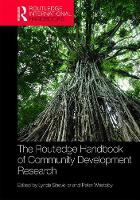 The Routledge handbook of community development research