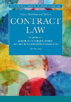 Cases, materials and text on contract law