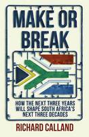 Make or break: how the next three years will shape South Africa's next three decades