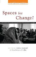 Spaces for change?: The politics of participation in new democratic arenas