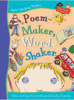 Poem-maker, word-shaker