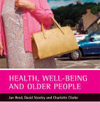 Health, well-being, and older people