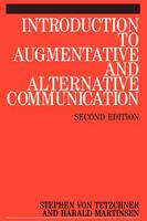 Introduction to augmentative and alternative communication: sign teaching and the use of communication aids for children, adolescents and adults with developmental disorders