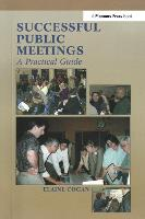Chapter 2: Different Types of Meetings
