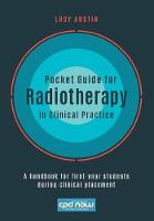 Pocket Guide for Radiotherapy in Clinical Practice: a handbook for first-year students during clinical placement